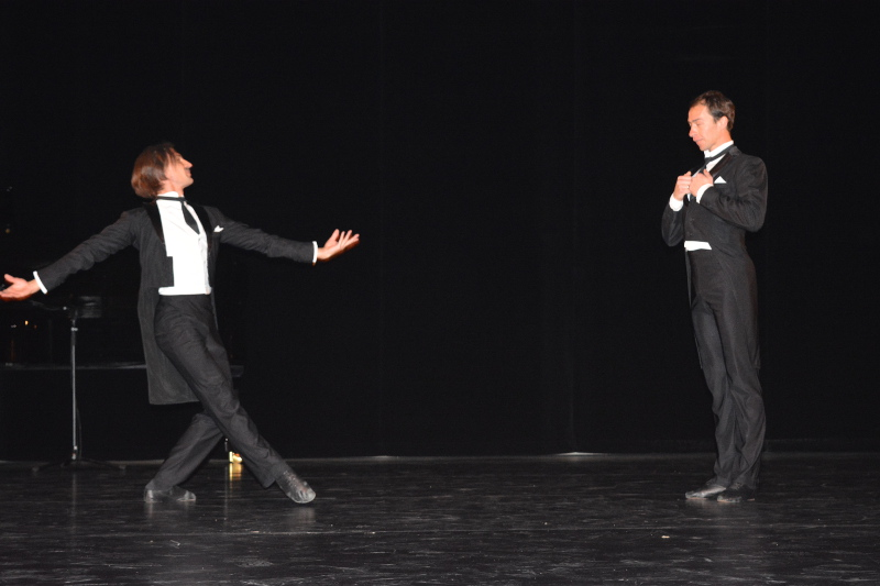 Prokofjew Romas Ceizaris Diaghilew Igoris Zaripovas Ballettschule Heeg
