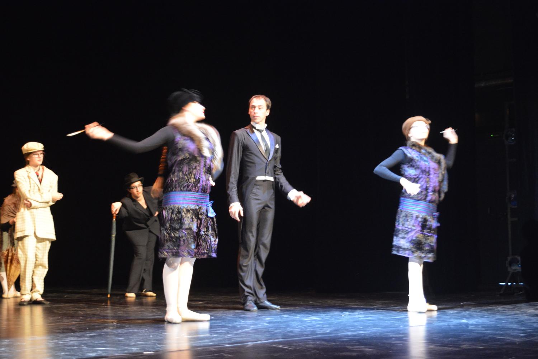 Prokofjew Romas Ceizaris Tanztheater Heeg