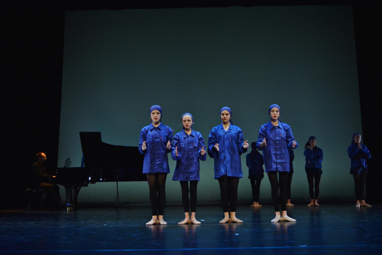 Prokofjew Sowjet Arbeiterinnen Ballett Heeg