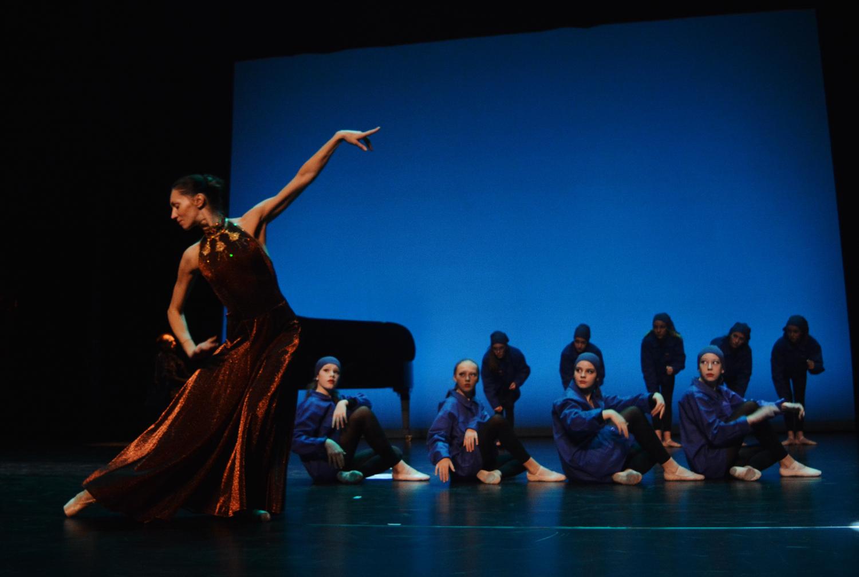 Prokofjew Olga Konosenko Lina Ballett TanzTheater Heeg