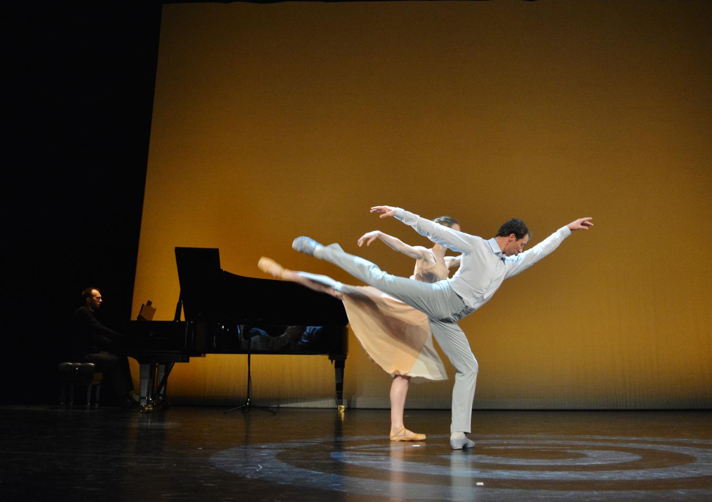 Prokofjew und Mira Ballett Tanztheater Heeg