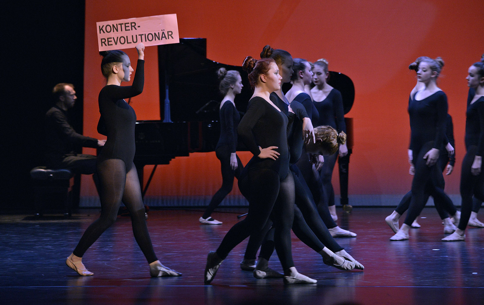 Prokofjew Konterrevolutionaer Behr Ballett Heeg
